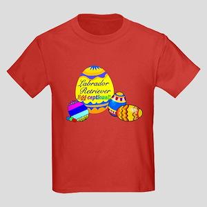 Labrador Retriever Kids Dark T-Shirt
