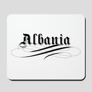 Albania Gothic Mousepad