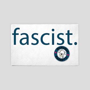 fascist 3'x5' Area Rug