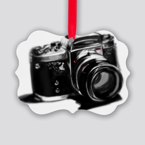 Camera Picture Ornament