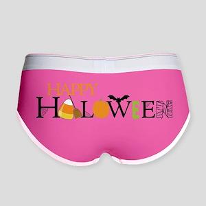 Happy Halloween Women's Boy Brief