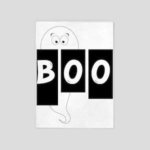 Boo 5'x7'Area Rug