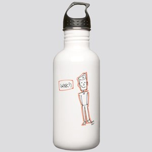 Valentines Day - Wink Stainless Water Bottle 1.0L