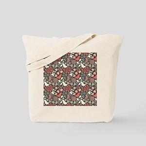Decorative Pattern Tote Bag