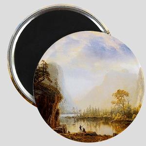Albert Bierstadt Yosemite Valley Magnet