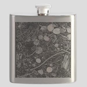litter medium Flask