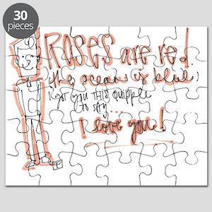 Valentines Day - Quipple Poem Puzzle