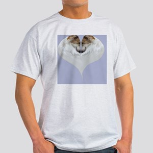 Borzoi Heart Light T-Shirt