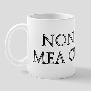 NON EST MEA CULPA Mug