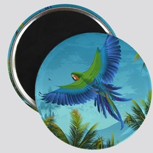 Tropical Bird Magnet