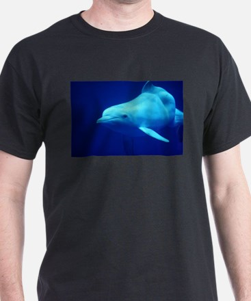 Dolphin swimming underwater T-Shirt