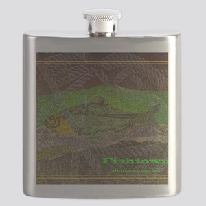 Philadelphia Fishtown, Unique design Flask