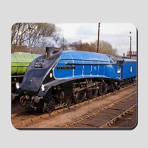 Sir Nigel Greasley - Steam Train Mousepad