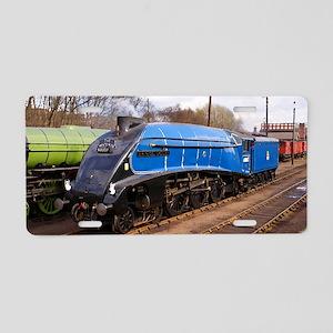 Sir Nigel Greasley - Steam  Aluminum License Plate