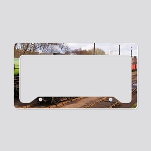 Sir Nigel Greasley - Steam Tr License Plate Holder