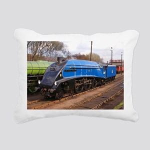 Sir Nigel Greasley - Ste Rectangular Canvas Pillow