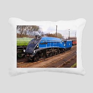 Sir Nigel Greasley - Ste Rectangular Canvas Pillow