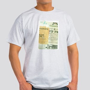 notice board poster Light T-Shirt