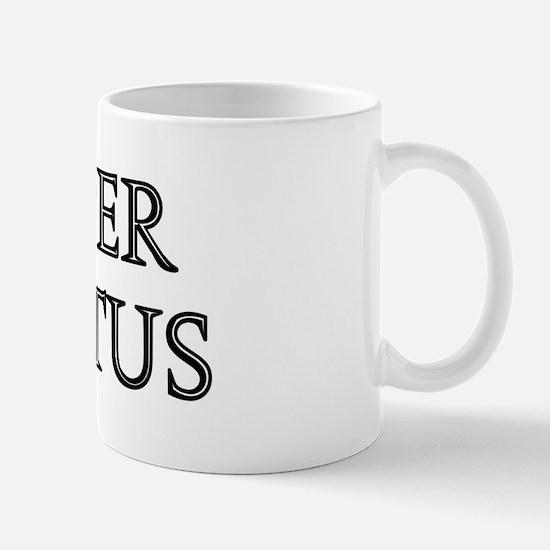 SEMPER PARATUS Mug