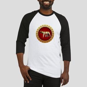 Roman design Baseball Jersey