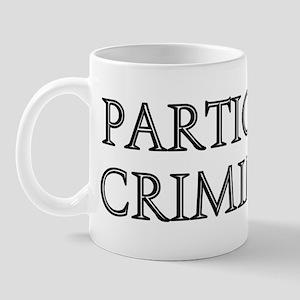 PARTICEPS CRIMINUS Mug