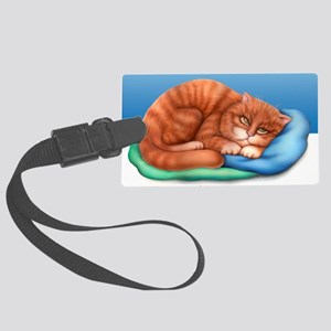 Without Coffee 16x16 Large Luggage Tag