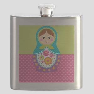 Matryoshka Blanket Flask