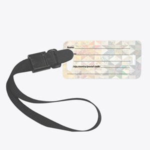 Large Luggage Tag A... Small Luggage Tag
