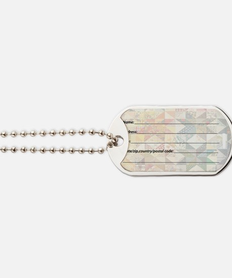 Large Luggage Tag A... Dog Tags