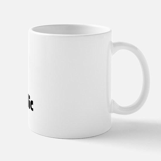 Rather be eating Elephant Gar Mug