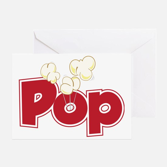 Pop Greeting Card