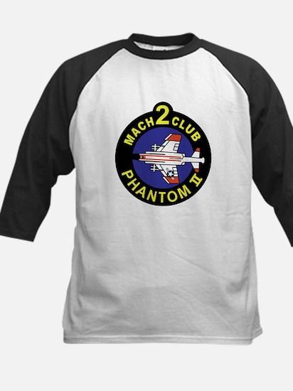 F-4 Phantom II Kids Baseball Jersey