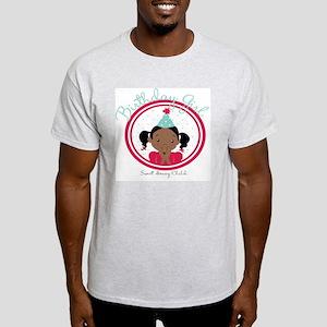 Bday Girl REd Light T-Shirt