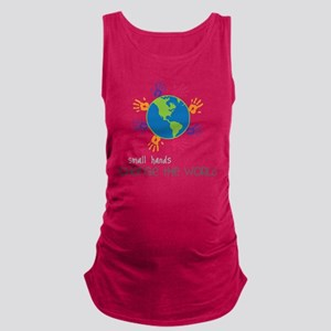 Small Hands Maternity Tank Top