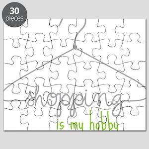 My Hobby Puzzle