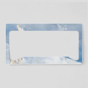 goh_pillow_case License Plate Holder