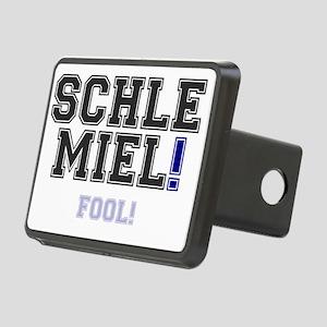 SCHLEMIEL - FOOL! Rectangular Hitch Cover