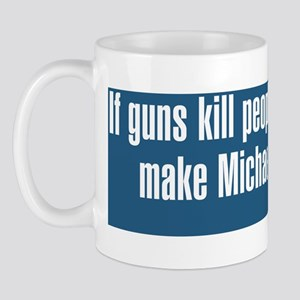 If Guns Kill People Mug