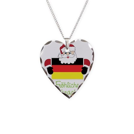 frohliche weihnachten necklace by admin cp40121529. Black Bedroom Furniture Sets. Home Design Ideas