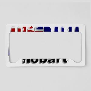 Australia Hobart License Plate Holder