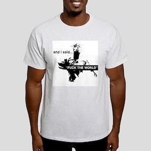 King of Attitude Light T-Shirt
