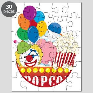 Carnival Logo Puzzle