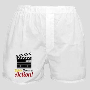 Action Boxer Shorts