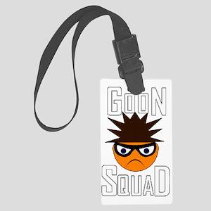 Goon Squad Large Luggage Tag