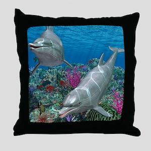 ow2_king_duvet Throw Pillow