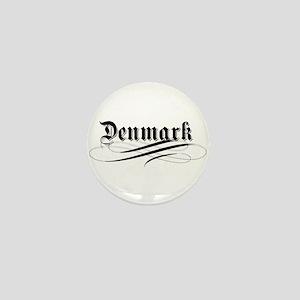 Denmark Gothic Mini Button