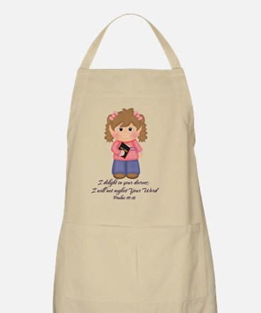 Delight in the Lord Apron