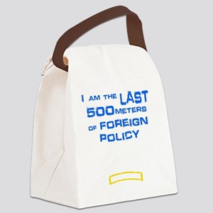 Foreign Policy Canvas Lunch Bag