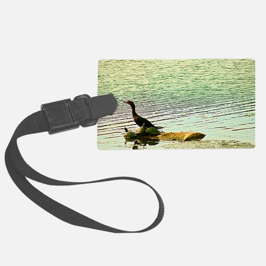 Looking For Dinner Luggage Tag