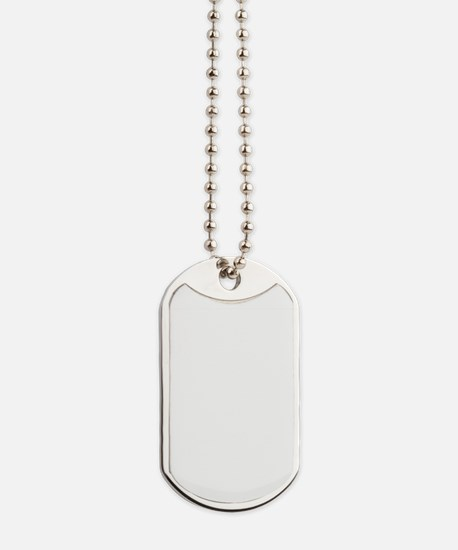 Keep Calm and Eat Bacon Dog Tags